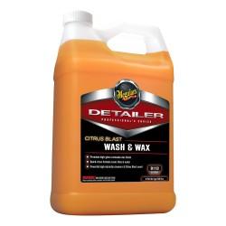 Citrus Blast Wash & Wax 3,78L
